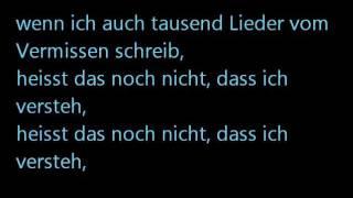 Still Jupiter Jones With Lyrics