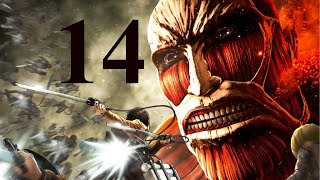 Attack on Titan Wings of Freedom ENDING and Final Boss Gameplay Walkthrough Part 14 PC No Commentary