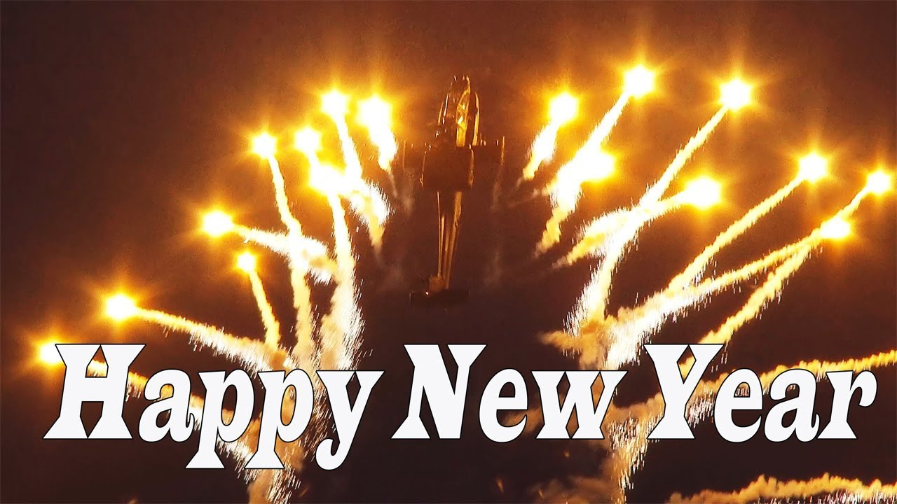 4k uhd happy new year video 2019 hd hq