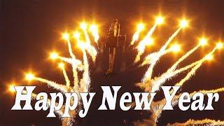 4K UHD Happy New Year 2020 HD HQ