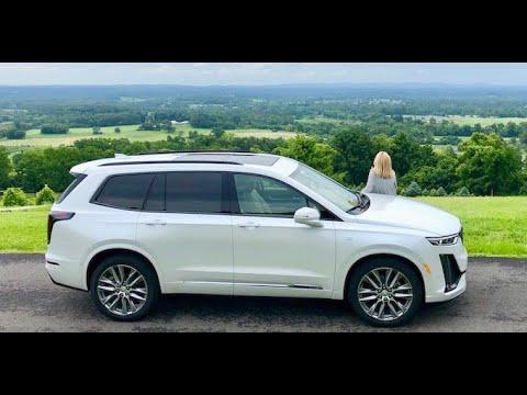Inside the New 2020 Cadillac XT6 Luxury 3-Row SUV