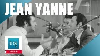 Jean Yanne et Daniel Prévost sur France Inter  - Archive INA