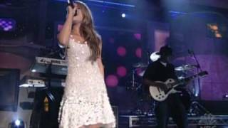 JoJo - Too little, too late (Live at Miss Teen USA)