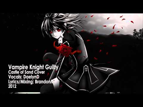 Vampire Knight Guilty Suna No Oshiro (Castle Of Sand) English Cover