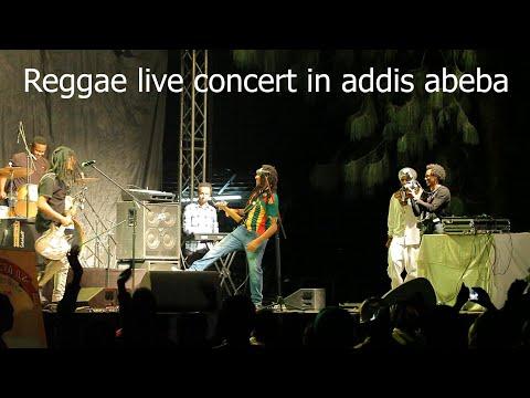 Ethiopian Music ; Live Reggae concert Addis Ababa  Ethiopia 2021 { Official Video }