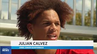 BTRU SPORTS SHOW (VSN): EPISODE 7 - 2021 Elite 11 Recap & Jones QB Julian Calvez 1on1 Interview