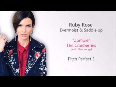 Ruby Rose - Zombie (Lyrics/Letra)