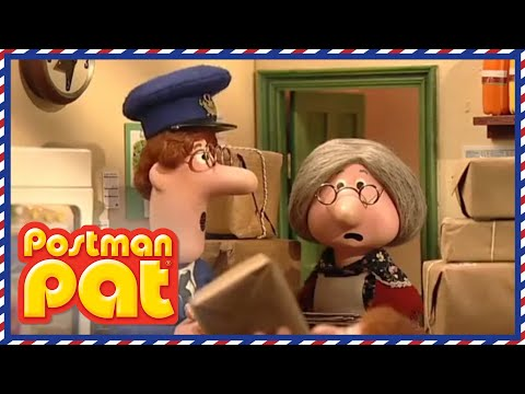 Postman Pat's Noisy Day   Postman Pat Official   Postman Pat Full Episodes
