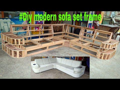 #diy-modern-sofa-set-frame-making