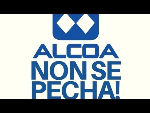 """""""Alcoa non se pecha"""", el emotivo mensaje de Dani, hijo y nieto de trabajadores en San Cibrao"""