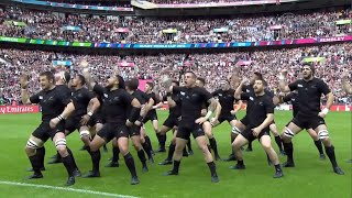 All Blacks Haka into victory in the World Cup – Universal Sports