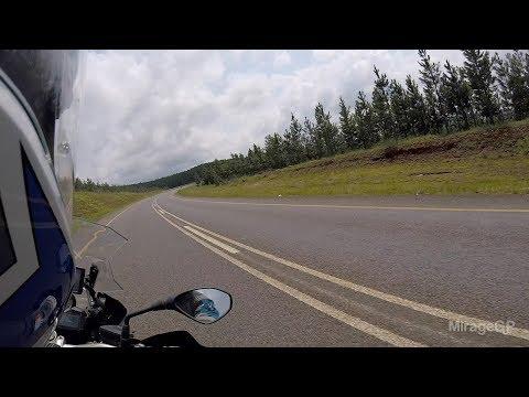 My Crash on BMW GS - Part One, T minus 7min