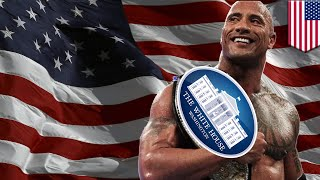 Baixar Rock for President 2020: Dwayne Johnson has a Run the Rock 2020 campaign committee - TomoNews