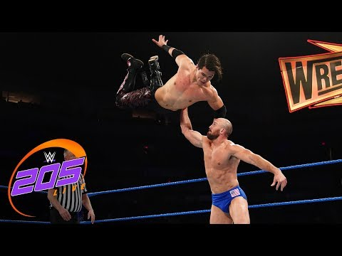 Humberto Carrillo vs. Oney Lorcan: WWE 205 Live, March 5, 2019