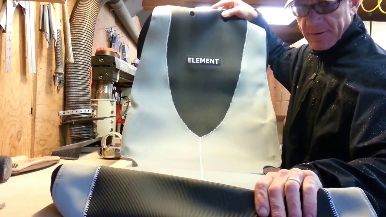2016 Honda Element >> Honda Element OEM Seat Covers - $68.20 ea - YouTube
