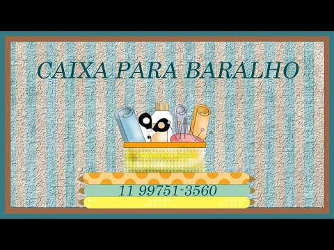 Download 01- CAIXA  BARALHO - PREPARANDO A CAPA