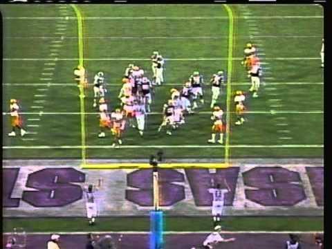 Michael Bishop TD run - 1997 Fiesta Bowl