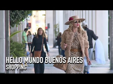 Hello Mundo Buenos Aires - Shopping
