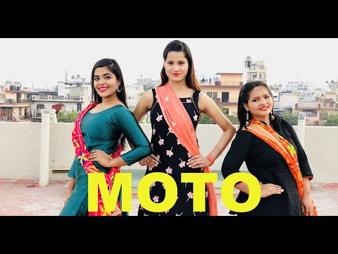 Moto | Dance Video By Kanishka Talent Hub | Ajay Hooda |