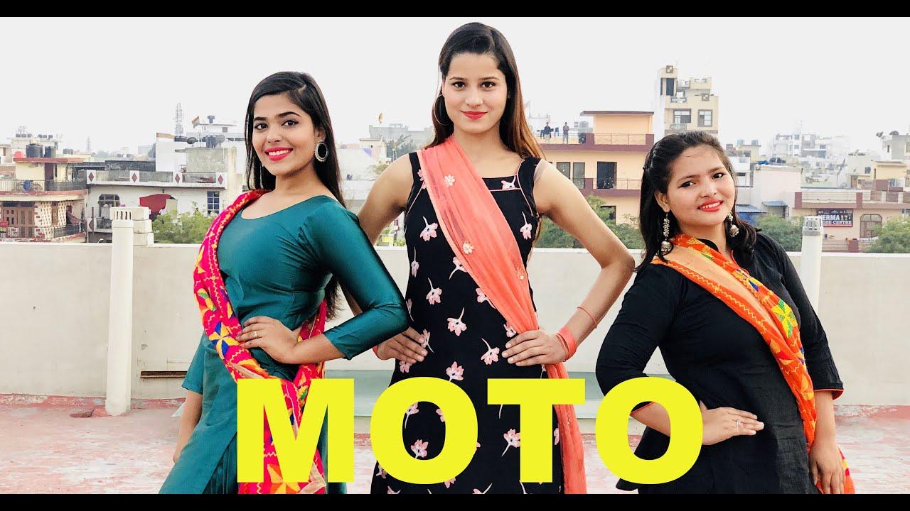 Moto | Dance Video By Kanishka Talent Hub | Ajay Hooda | MyTub.uz