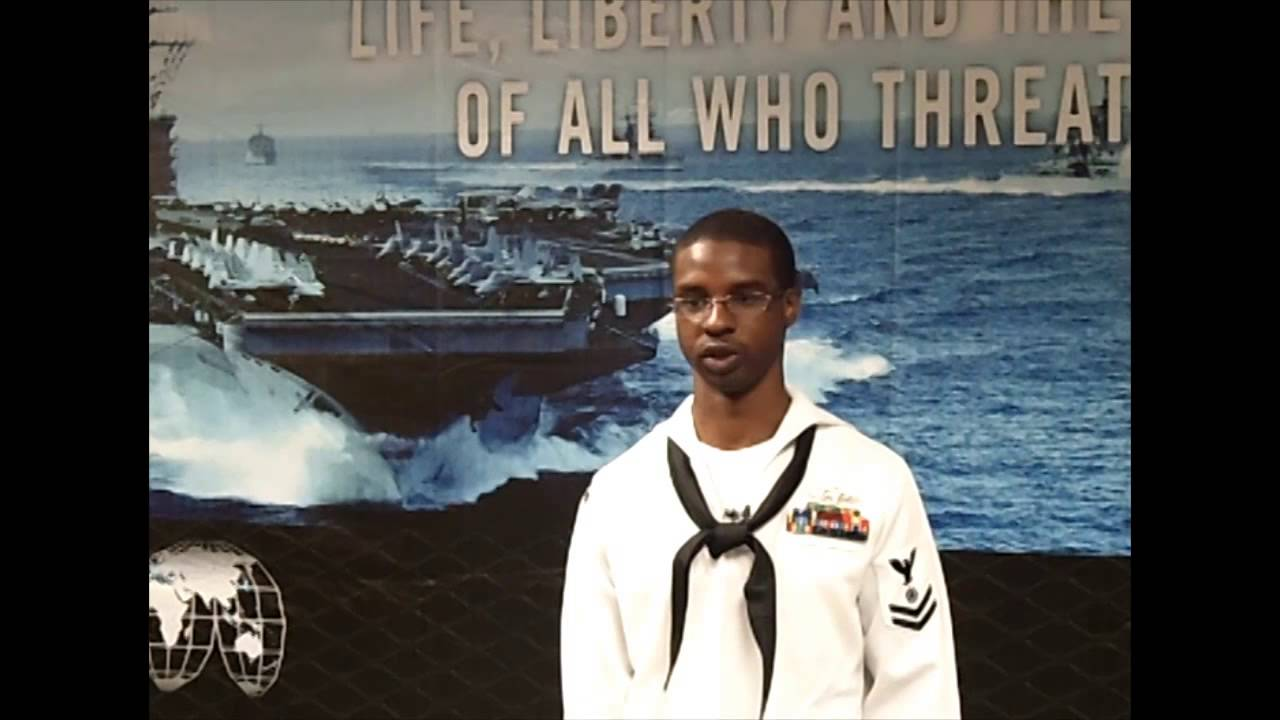 quartermaster in the us navy career video from drkitorg