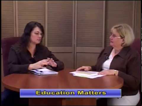 Education Matters Episode 36 October 15, 2014   Victoria Sullivan