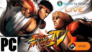 STREET FIGHTER IV (PC) - #1
