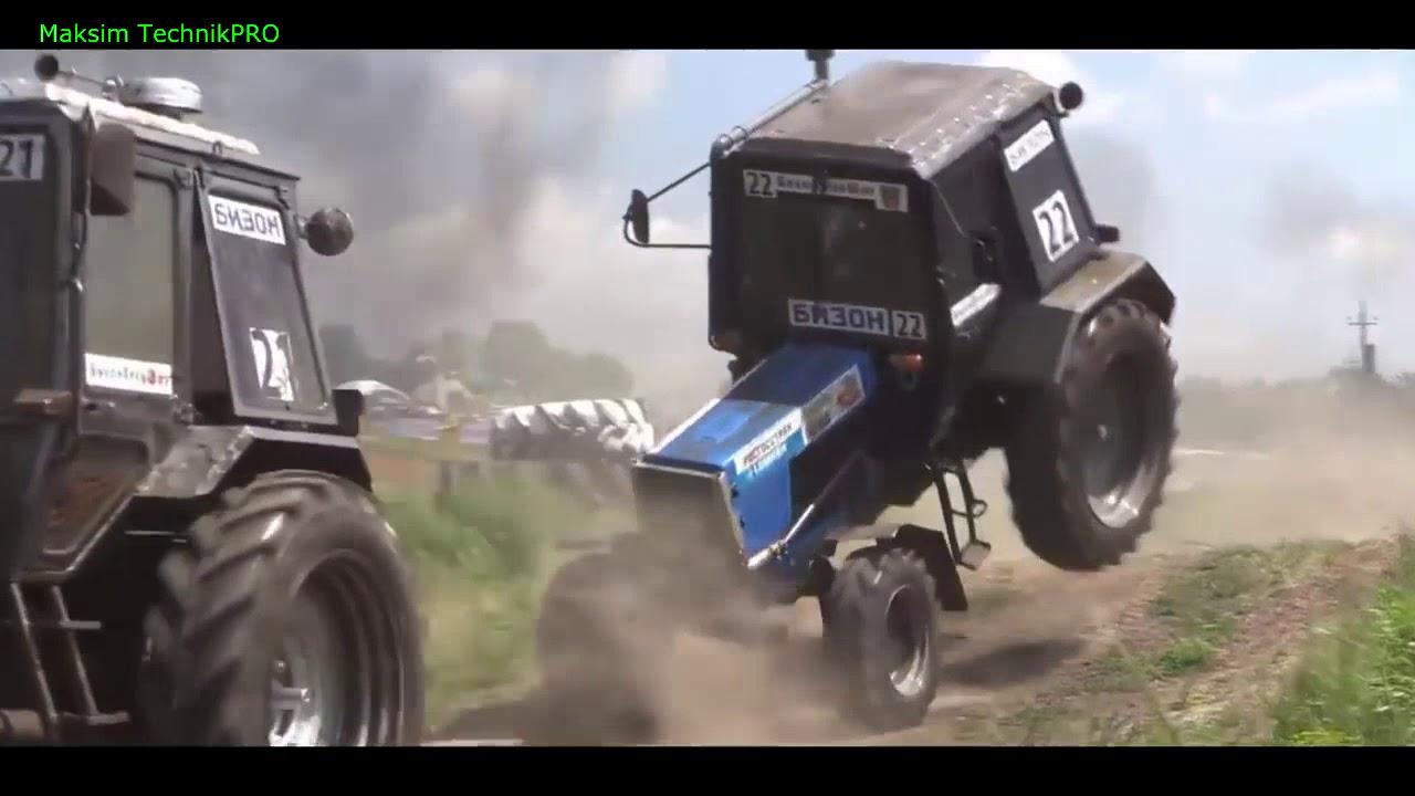 Беспощадные Трактора- КЛИП.