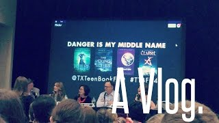 Texas Teen Book Festival Vlog! Thumbnail