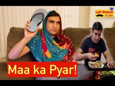 Maa ka Pyar - Mother's Day Special -   Lalit Shokeen Comedy  