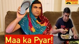 Maa ka Pyar - Mother's Day Special - | Lalit Shokeen Comedy |
