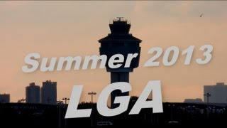 *Mini Movie* Summer 2013 / LaGuardia Airport