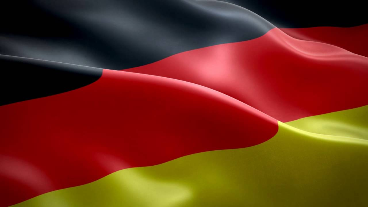 waving flag of germany footage youtube