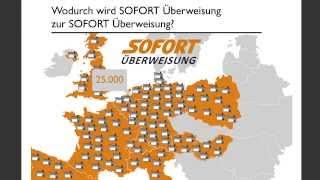 SOFORT Überweisung Erklärfilm - Bequemer geht's nicht