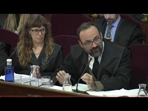 """Salellas: """"No existeix el dret fonamental a la unitat territorial"""""""