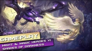Might & Magic Heroes VI Shades of Darkness Gameplay PC HD
