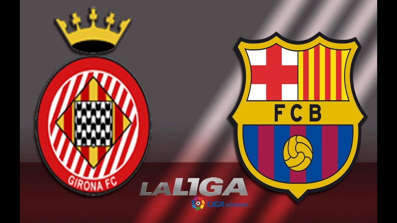 Gol de Jandro Castro (1-0) Girona FC - FC Barcelona B - HD - YouTube