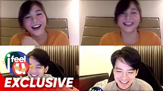 Janella Salvador and Joshua Garcia play Most Likely Game | Episode 8 | I Feel U YouTube Videos