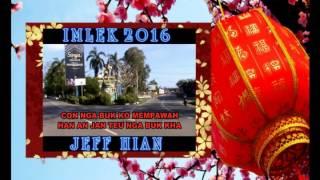 Jeff hian - Lagu imlek 2016