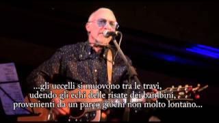 """GRAHAM PARKER -  """"WATCH THE MOON COME DOWN"""" - con sottotitoli in italiano!!"""