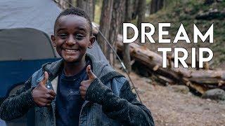 Jude's 13th Birthday Trip // Camping in Yosemite
