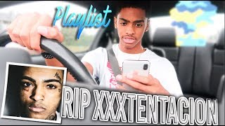Listening to my Favorite XXXTentacion Songs (Emotional) RIP XXXTENTACION