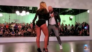 танцы Хорхе Атака и Таня Алемана от columbus s