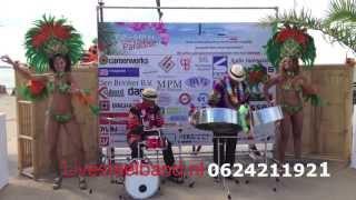 Steelband, Steelpan, Steeldrum, Limbo & Samba-danseressen