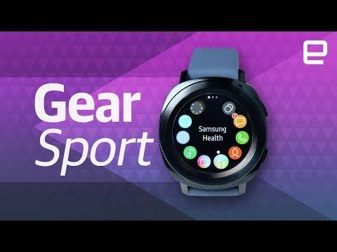 Review Samsung Gear Sport,Jam Tangan yang Sporty Banget