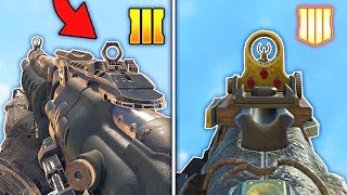It is LIKE the SHIEVA... (Black Ops 4)