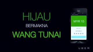 Contoh Bayaran Tambang Uber Malaysia