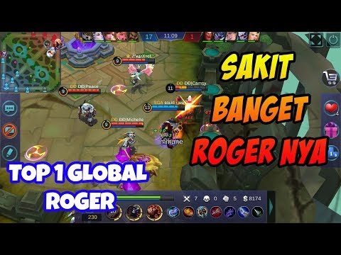 TOP 1 ROGER - soʟíd › мв - CARA MAIN PAKE ROGER PALING SAKIT !!! - 동영상