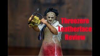 Threezero: Leatherface 1974 Texas Chainsaw Massacre 1/6 Figure Review 4K