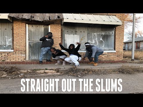 BR4 - Straight Out The Slums [Official Audio]